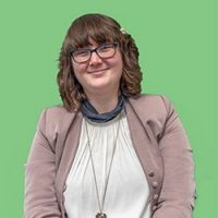 Portrait Of Claire Ahuriri-Dunning, Participant In Wayfind Creative