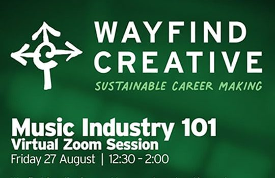 Crop Of Poster Outlining Music Industry 101 Workshop